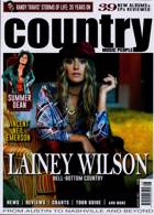 Country Music People Magazine Issue AUG 21