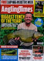 Angling Times Magazine Issue 03/08/2021