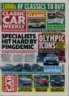 Classic Car Weekly Magazine Issue 04/08/2021