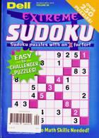 Original Sudoku Magazine Issue EXTRM 84