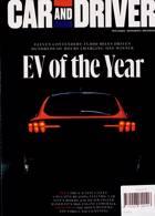 Car & Driver (Usa)  Magazine Issue JUL-AUG