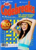 Just Codebreaks Magazine Issue NO 194