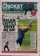Cricket Paper Magazine Issue 25