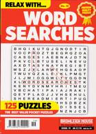 Relax With Wordsearches Magazine Issue NO 19