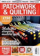 British Patchwork & Quilting Magazine Issue AUTUMN