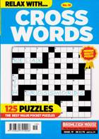 Relax With Crosswords Magazine Issue NO 19