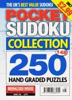 Pocket Sudoku Collection Magazine Issue NO 148