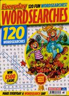 Everyday Wordsearches Magazine Issue NO 165