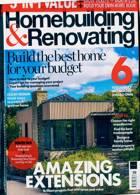 Homebuilding & Renovating Magazine Issue NOV 21