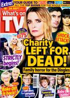 Whats On Tv England Magazine Issue 18/09/2021