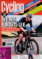 Cycling Weekly Magazine Issue 16/09/2021