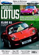 Absolute Lotus Magazine Issue NO 22