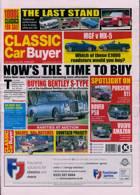 Classic Car Buyer Magazine Issue 08/09/2021