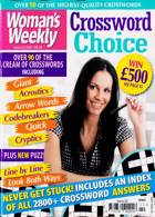 Womans Weekly Crosswo Choice Magazine Issue NO 22