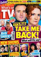 Whats On Tv England Magazine Issue 11/09/2021