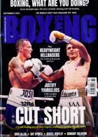 Boxing News Magazine Issue 09/09/2021