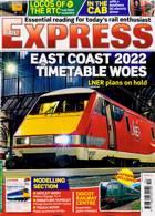 Rail Express Magazine Issue OCT 21