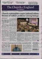Church Of England Newsp Magazine Issue 17/09/2021