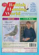 British Homing World Magazine Issue NO 7594
