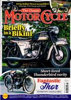 Classic Motorcycle Monthly Magazine Issue NOV 21