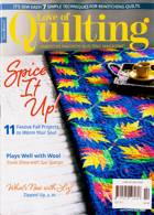 Love Of Quilting Magazine Issue OCT 21