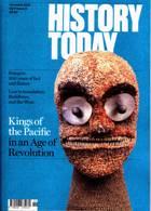 History Today Magazine Issue NOV 21