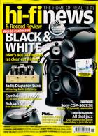 Hi-Fi News Magazine Issue NOV 21