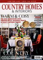 Country Homes & Interiors Magazine Issue NOV 21