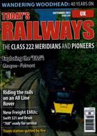 Todays Railways Uk Magazine Issue SEP 21