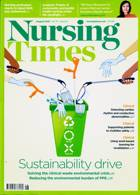 Nursing Times Magazine Issue AUG 21