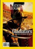 National Geographic Magazine Issue AUG 21