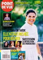 Point De Vue Magazine Issue NO 3806