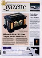 Antique Trades Gazette Magazine Issue 21/08/2021