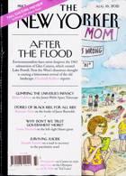 New Yorker Magazine Issue 16/08/2021