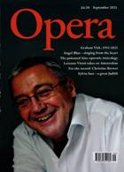Opera Magazine Issue SEP 21