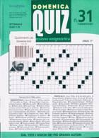 Domenica Quiz Magazine Issue NO 31