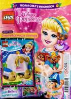 Lego Disney Princess Magazine Issue NO 15