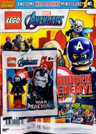 Lego Superhero Legends Magazine Issue AVENGERS 7