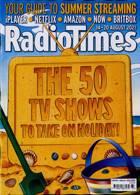Radio Times London Edition Magazine Issue 14/08/2021