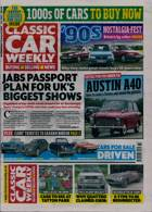 Classic Car Weekly Magazine Issue 11/08/2021