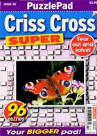 Puzzlelife Criss Cross Super Magazine Issue NO 42