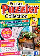 Puzzler Pocket Puzzler Coll Magazine Issue NO 109