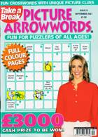 Tab Picture Arrowwords Magazine Issue NO 9