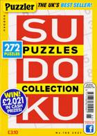 Puzzler Sudoku Puzzle Collection Magazine Issue NO 165