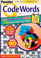Puzzler Q Code Words Magazine Issue NO 476
