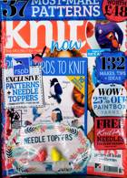 Knit Now Magazine Issue NO 132