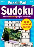 Puzzlelife Ppad Sudoku Magazine Issue NO 67