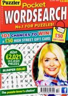 Puzzler Pocket Wordsearch Magazine Issue NO 454