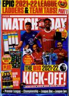 Match Of The Day  Magazine Issue NO 634