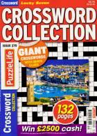 Lucky Seven Crossword Coll Magazine Issue NO 270